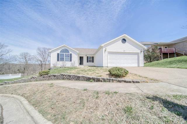 105 Hilton Court, Saint Robert, MO 65584 (#21018241) :: Matt Smith Real Estate Group