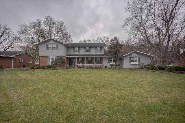 604 Hollow Avenue, Jerseyville, IL 62052 (#21018282) :: Clarity Street Realty