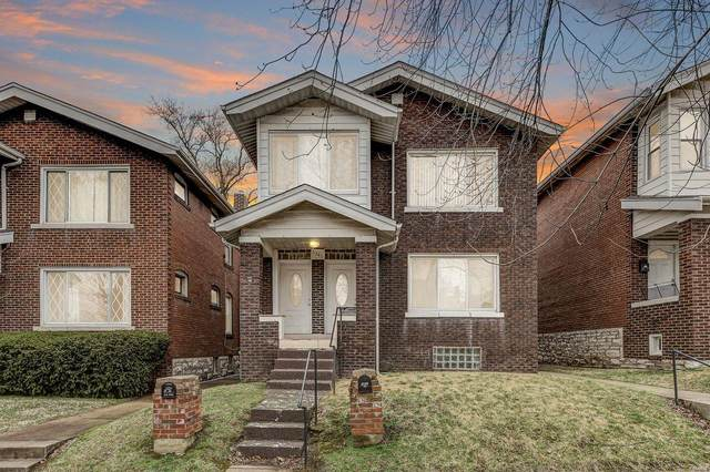 5345 Murdoch Avenue, St Louis, MO 63109 (#21018320) :: RE/MAX Vision