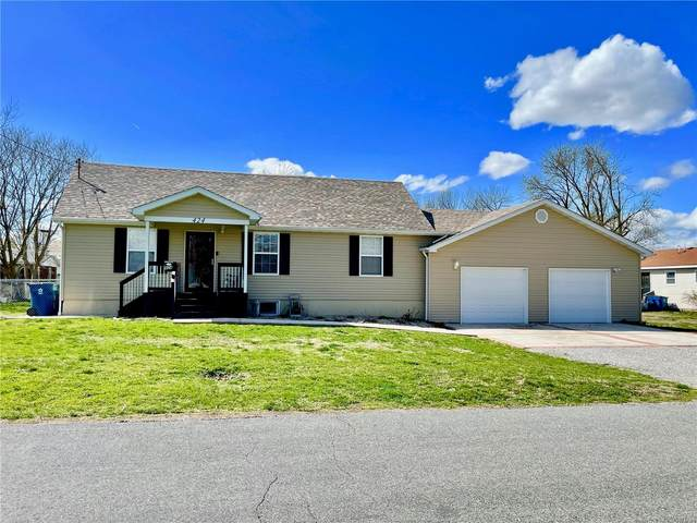 424 Shellview Street, Bethalto, IL 62010 (#21018329) :: RE/MAX Professional Realty