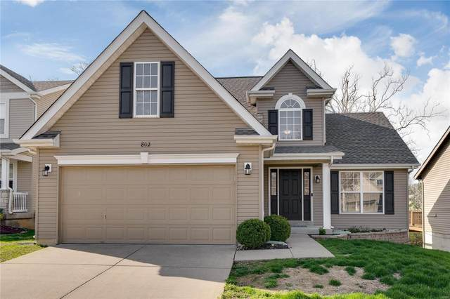 802 Sunflower, O'Fallon, MO 63368 (#21018404) :: Kelly Hager Group | TdD Premier Real Estate