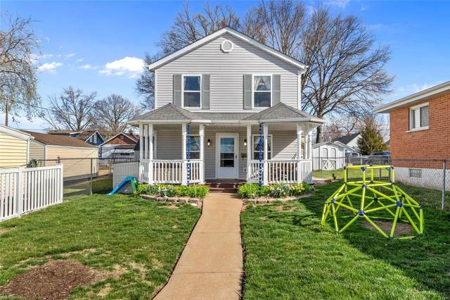 7055 Lansdowne Avenue, St Louis, MO 63109 (#21018420) :: Terry Gannon | Re/Max Results