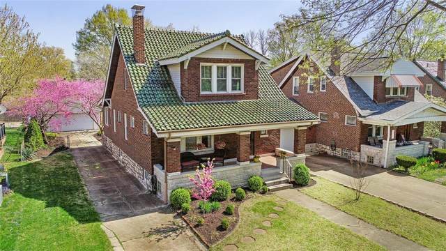 3825 Federer Place, St Louis, MO 63116 (#21018441) :: Reconnect Real Estate