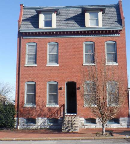 1718 S 8th Street, St Louis, MO 63104 (#21018442) :: Clarity Street Realty