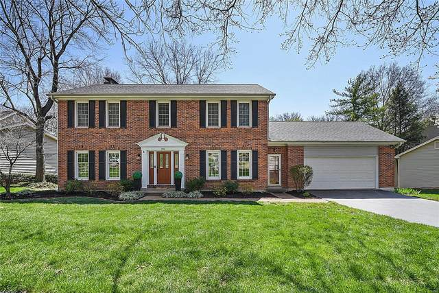 750 Bent Brook Road, Des Peres, MO 63122 (#21018477) :: The Becky O'Neill Power Home Selling Team