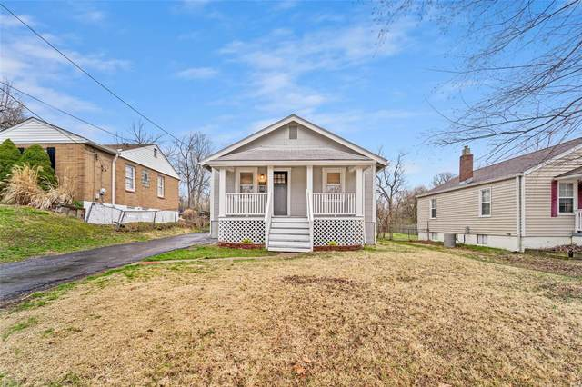 2222 Dawes, St Louis, MO 63114 (#21018512) :: Clarity Street Realty