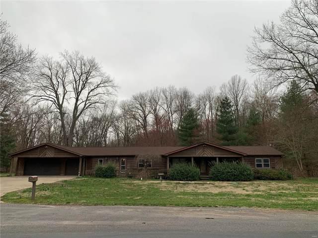 6874 Lebanon Road, Collinsville, IL 62234 (#21018519) :: Hartmann Realtors Inc.