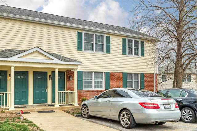 1721 Canary Cove, St Louis, MO 63144 (#21018608) :: RE/MAX Vision