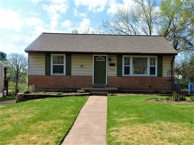 9826 Lullaby Lane, St Louis, MO 63114 (#21018649) :: Clarity Street Realty