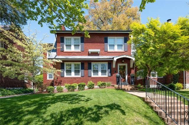 7449 Teasdale Avenue, St Louis, MO 63130 (#21018717) :: PalmerHouse Properties LLC