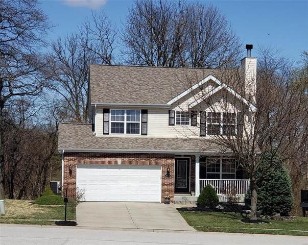 6817 Manchester, Maryville, IL 62062 (#21018809) :: Tarrant & Harman Real Estate and Auction Co.