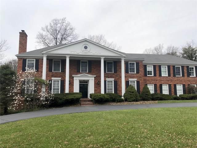 1725 Warson Estates, St Louis, MO 63124 (#21018814) :: Kelly Hager Group | TdD Premier Real Estate