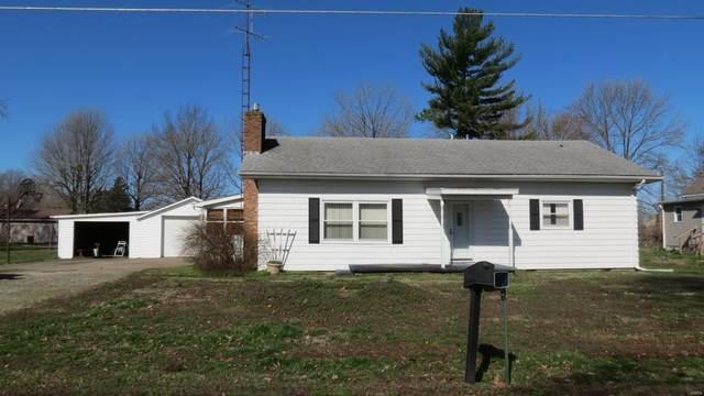 223 North Hickory, TAMAROA, IL 62888 (#21018829) :: RE/MAX Vision