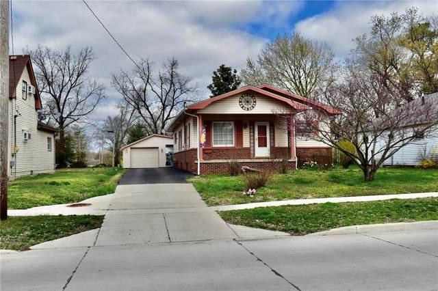 1205 E Saint Louis, WEST FRANKFORT, IL 62896 (#21018848) :: Clarity Street Realty