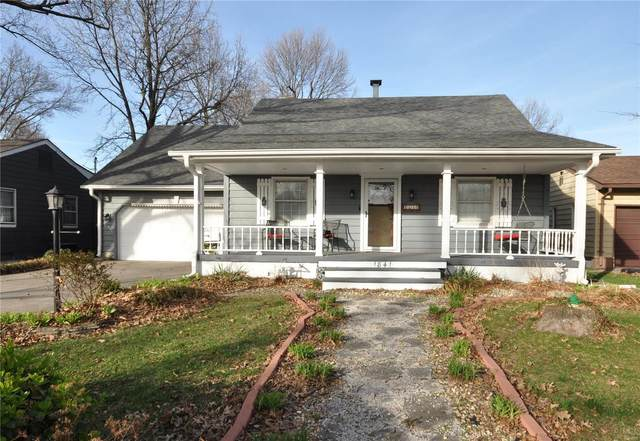1841 Spring Avenue, Granite City, IL 62040 (#21018858) :: St. Louis Finest Homes Realty Group