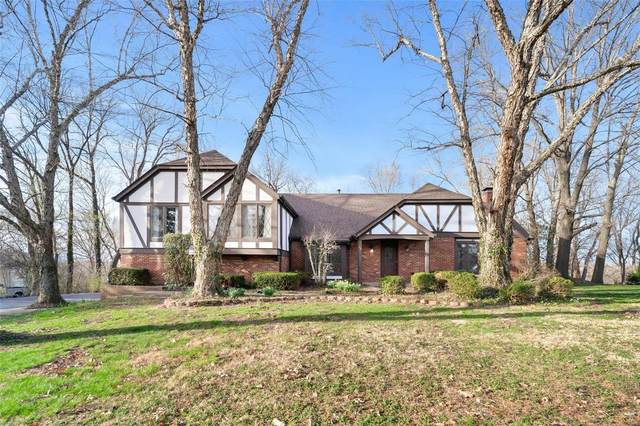 32 Jamestown Farm Drive, Florissant, MO 63034 (#21018861) :: Clarity Street Realty