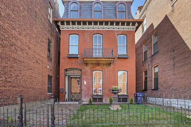 1204 Allen Avenue, St Louis, MO 63104 (#21018862) :: Terry Gannon | Re/Max Results