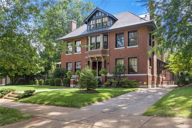 3402 Longfellow Boulevard, St Louis, MO 63104 (#21018871) :: St. Louis Finest Homes Realty Group