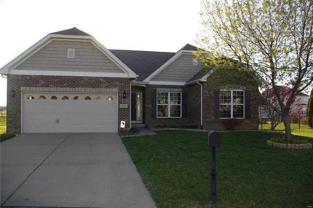 2620 Cambury Court, Shiloh, IL 62221 (#21018872) :: Terry Gannon | Re/Max Results