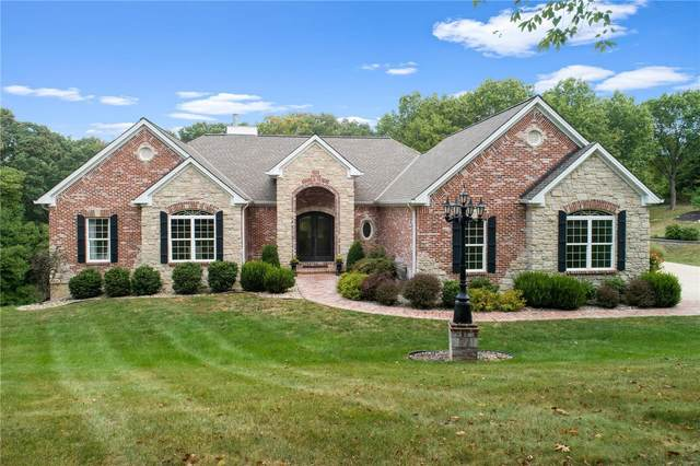 19140 Melrose Road, Wildwood, MO 63038 (#21018881) :: Parson Realty Group