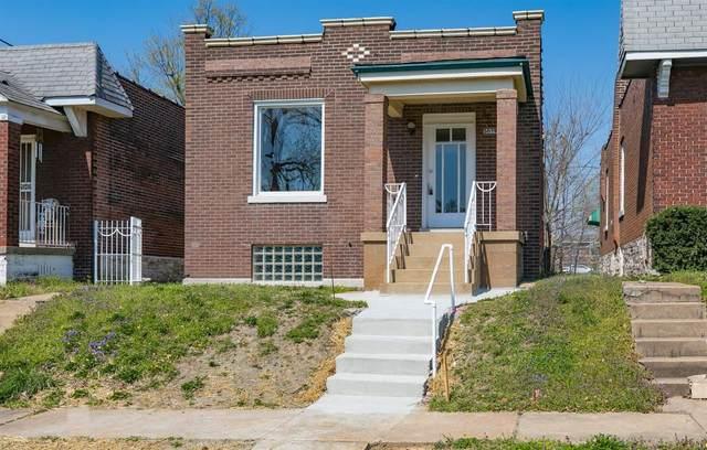 5039 Newport Avenue, St Louis, MO 63116 (#21018951) :: Clarity Street Realty