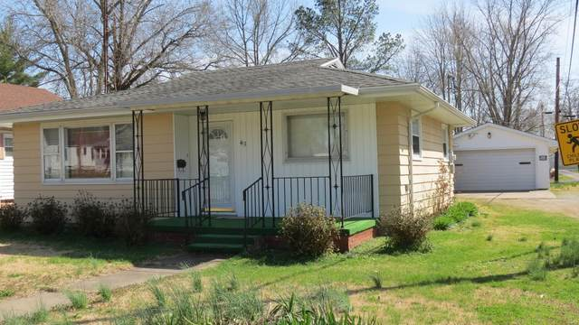 413 West Main Street, DUQUOIN, IL 62832 (#21018967) :: Parson Realty Group