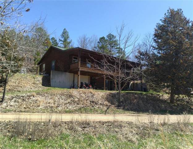 881 County Road 308, Ellington, MO 63638 (#21019047) :: Clarity Street Realty