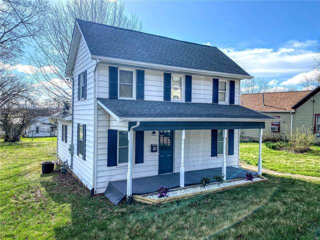 16 S Dover Street, Bonne Terre, MO 63628 (#21019061) :: St. Louis Finest Homes Realty Group
