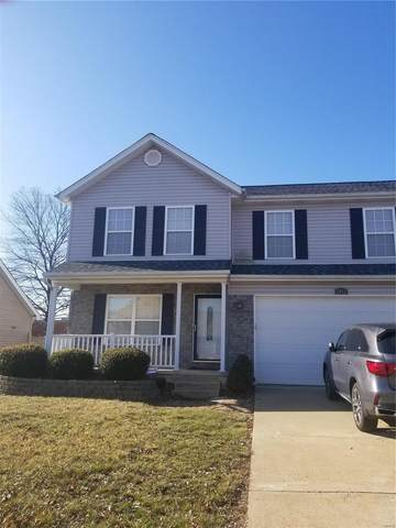 2811 Chapel View, Florissant, MO 63031 (#21019105) :: Clarity Street Realty