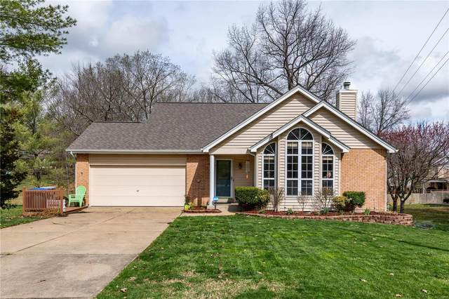 373 Westbrook Drive, O'Fallon, MO 63366 (#21019189) :: St. Louis Finest Homes Realty Group