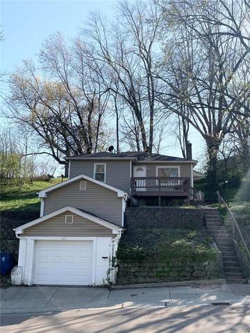 523 S Clinton Street, Collinsville, IL 62234 (#21019218) :: Parson Realty Group