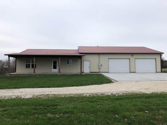 1395 Beck Road, Silex, MO 63377 (#21019271) :: Parson Realty Group