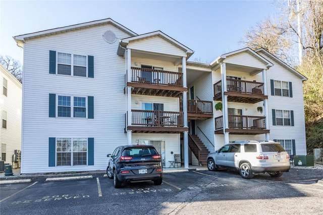 14 Eagle Rock #204, Valley Park, MO 63088 (#21019287) :: PalmerHouse Properties LLC
