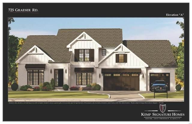 725 Graeser Road, Creve Coeur, MO 63141 (#21019294) :: St. Louis Finest Homes Realty Group