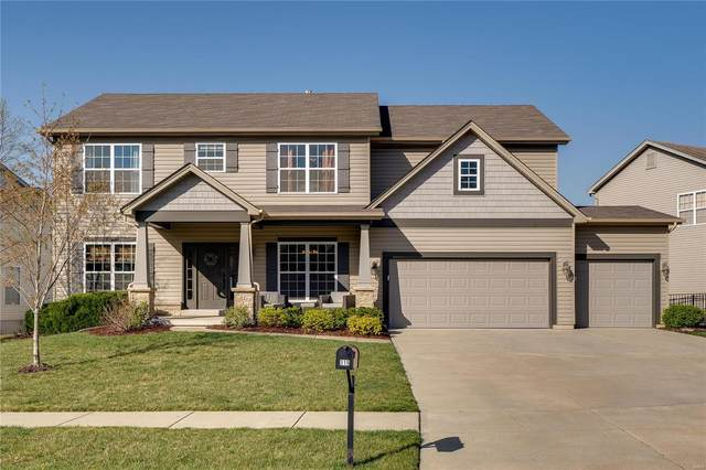 319 Parkview Manor Lane, Wentzville, MO 63385 (#21019331) :: St. Louis Finest Homes Realty Group