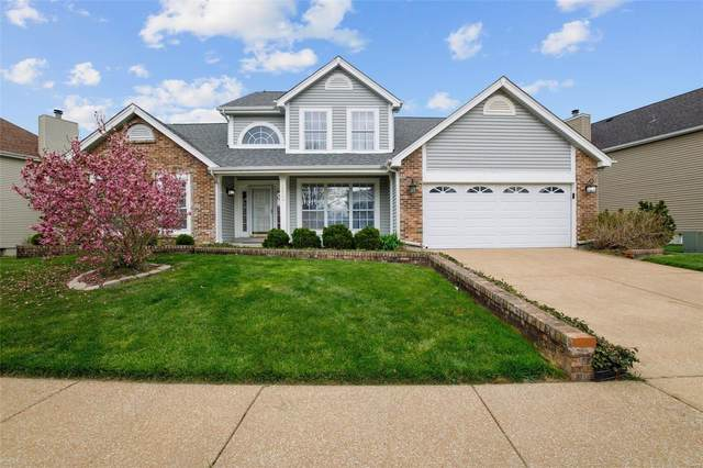 1000 Sprinters Row Drive, Florissant, MO 63034 (#21019332) :: Kelly Hager Group | TdD Premier Real Estate