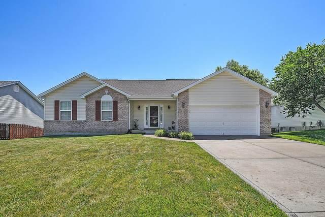 1030 Reddington Oaks Drive, Saint Charles, MO 63304 (#21019340) :: Matt Smith Real Estate Group