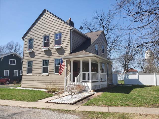 739 Hale Avenue, Edwardsville, IL 62025 (#21019399) :: Tarrant & Harman Real Estate and Auction Co.