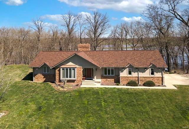 10675 Buckingham Court, BREESE, IL 62230 (#21019401) :: Clarity Street Realty