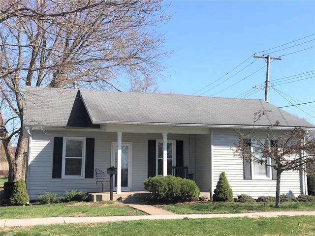 320 Maple Street, Carrollton, IL 62016 (#21019406) :: Clarity Street Realty