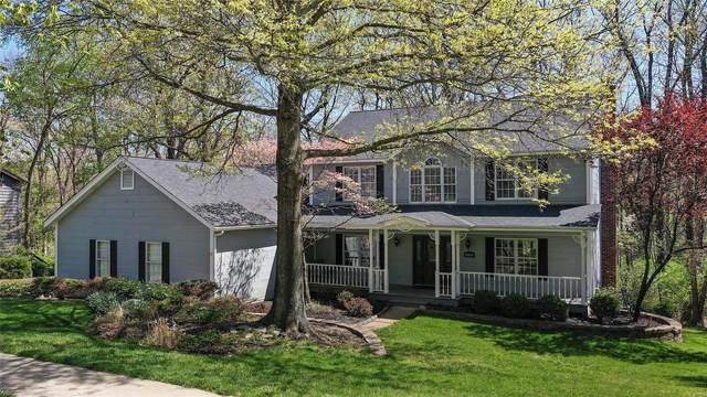 2026 Woodmoor Ridge, Wildwood, MO 63011 (#21019434) :: Kelly Hager Group | TdD Premier Real Estate