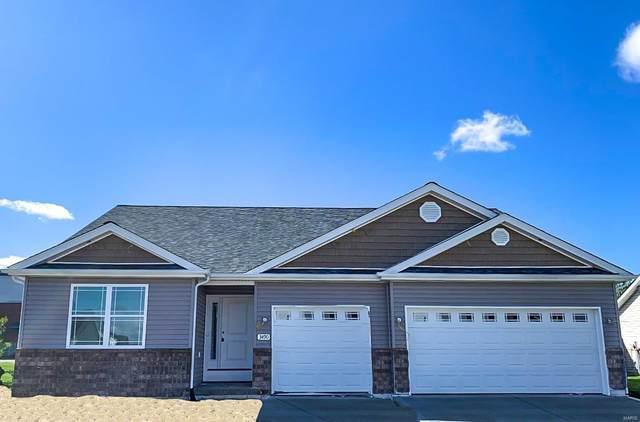 3490 Chippewa Drive, Shiloh, IL 62221 (#21019463) :: Clarity Street Realty