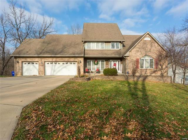 5021 Oak Bluff Drive, High Ridge, MO 63049 (#21019509) :: Matt Smith Real Estate Group