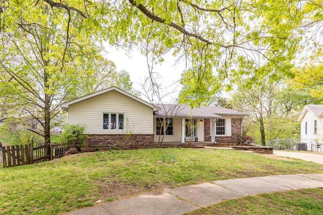 5 Rainfield Court, Ballwin, MO 63021 (#21019566) :: Kelly Hager Group | TdD Premier Real Estate