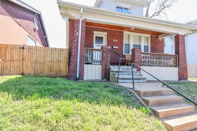 5824 S Compton, St Louis, MO 63111 (#21019601) :: Terry Gannon | Re/Max Results