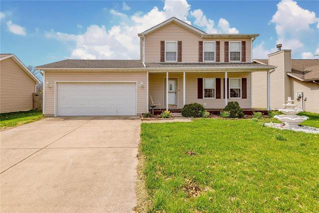 605 S 5th Street, Caseyville, IL 62232 (#21019618) :: Tarrant & Harman Real Estate and Auction Co.