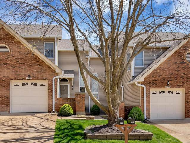 1729 Blue Oak, Chesterfield, MO 63017 (#21019650) :: Parson Realty Group