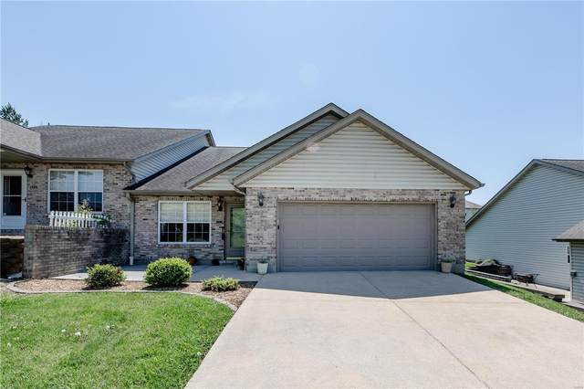 1496 E Rose Lane, Washington, MO 63090 (#21019653) :: Clarity Street Realty