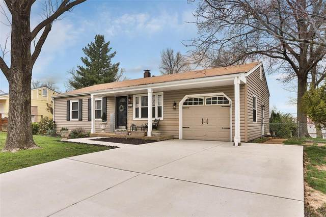 1015 Savoy, Manchester, MO 63011 (#21019725) :: The Becky O'Neill Power Home Selling Team