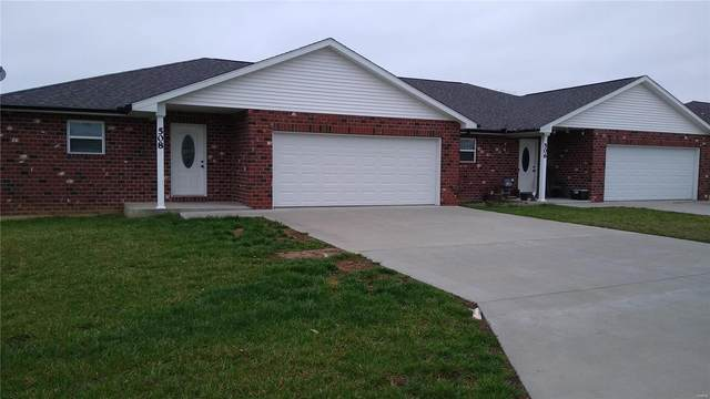 490 West Deerwood, Jackson, MO 63755 (#21019757) :: Clarity Street Realty